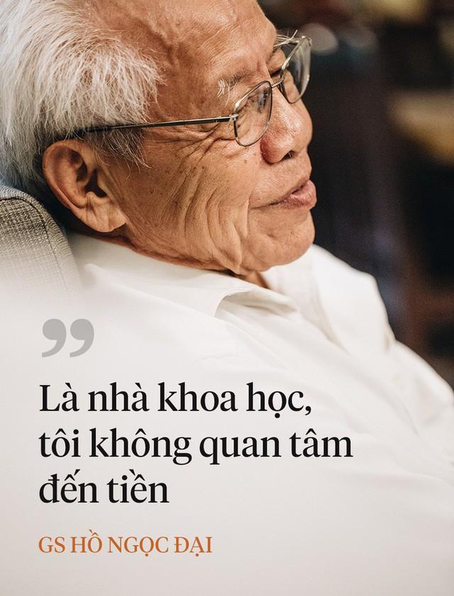 GS Hồ Ngọc Đại: Ngô Bảo Châu không phải học trò tôi tự hào nhất mà là một cậu sửa xe - Ảnh 13.