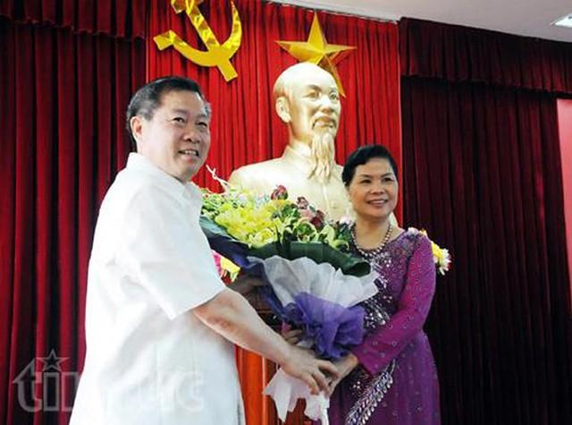 Chân dung nữ Bí thư Tỉnh ủy Lai Châu vừa nhận nhiệm vụ - Ảnh 3.