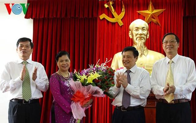 Chân dung nữ Bí thư Tỉnh ủy Lai Châu vừa nhận nhiệm vụ - Ảnh 4.