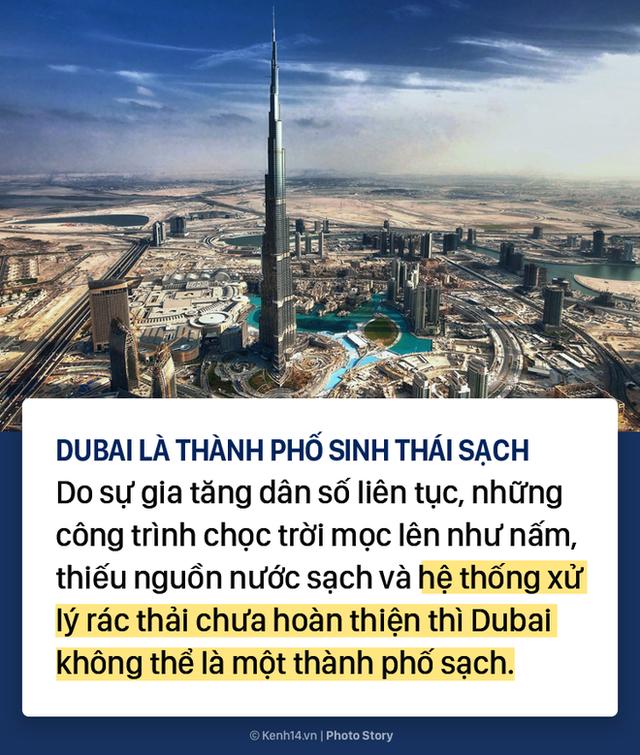 Dubai tráng lệ nổi tiếng là vậy nhưng liệu bạn đã biết về 7 sự thật này? - Ảnh 6.