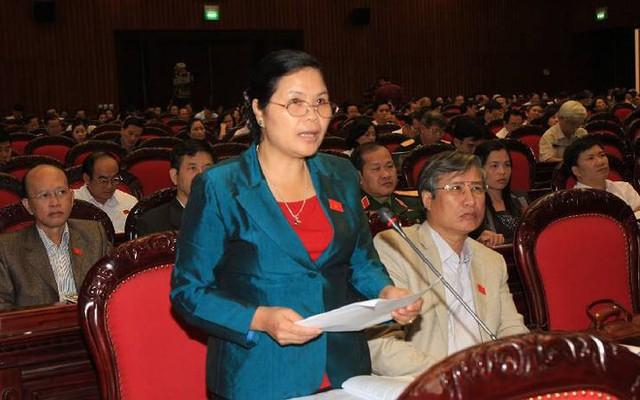 Chân dung nữ Bí thư Tỉnh ủy Lai Châu vừa nhận nhiệm vụ - Ảnh 7.