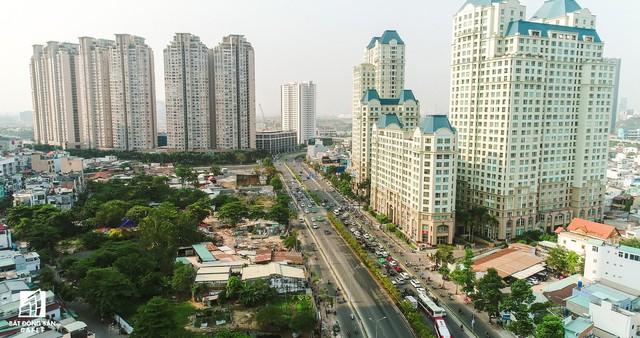 Cận cảnh cung đường tại trung tâm Tp.HCM sắp được đầu tư 500 tỷ đồng nâng cấp, giải quyết ngập úng - Ảnh 5.