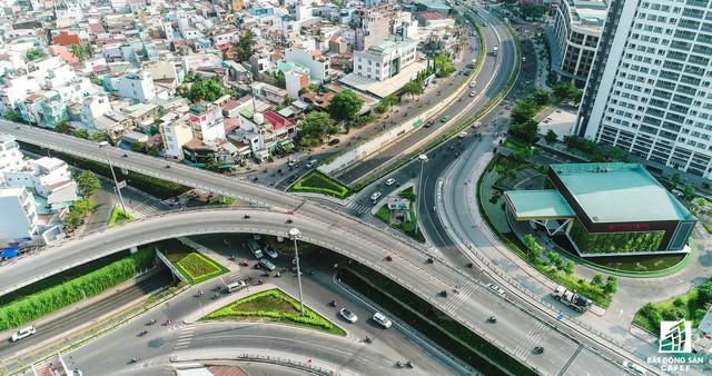 Cận cảnh cung đường tại trung tâm Tp.HCM sắp được đầu tư 500 tỷ đồng nâng cấp, giải quyết ngập úng - Ảnh 6.
