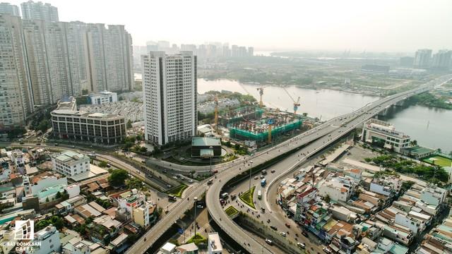 Cận cảnh cung đường tại trung tâm Tp.HCM sắp được đầu tư 500 tỷ đồng nâng cấp, giải quyết ngập úng - Ảnh 7.