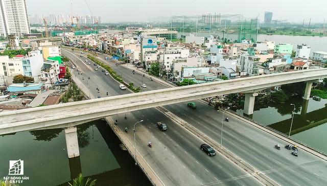 Cận cảnh cung đường tại trung tâm Tp.HCM sắp được đầu tư 500 tỷ đồng nâng cấp, giải quyết ngập úng - Ảnh 8.