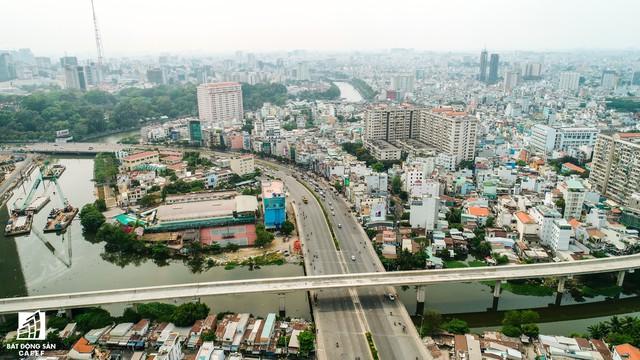 Cận cảnh cung đường tại trung tâm Tp.HCM sắp được đầu tư 500 tỷ đồng nâng cấp, giải quyết ngập úng - Ảnh 9.
