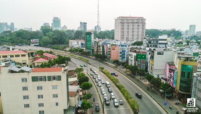 Cận cảnh cung đường tại trung tâm Tp.HCM sắp được đầu tư 500 tỷ đồng nâng cấp, giải quyết ngập úng - Ảnh 10.