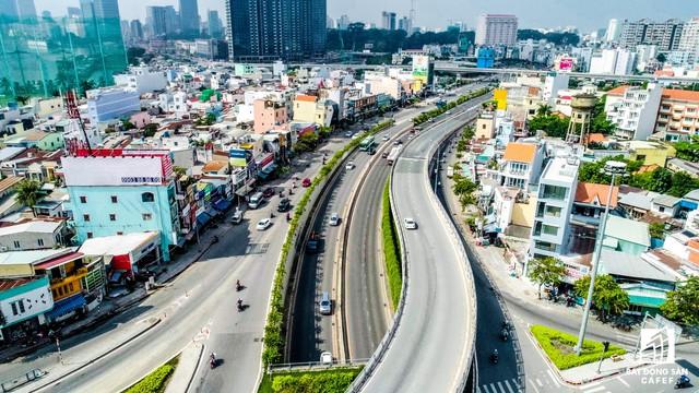 Cận cảnh cung đường tại trung tâm Tp.HCM sắp được đầu tư 500 tỷ đồng nâng cấp, giải quyết ngập úng - Ảnh 15.