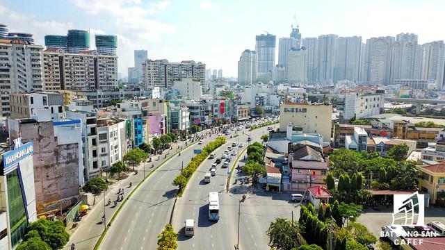 Cận cảnh cung đường tại trung tâm Tp.HCM sắp được đầu tư 500 tỷ đồng nâng cấp, giải quyết ngập úng - Ảnh 16.