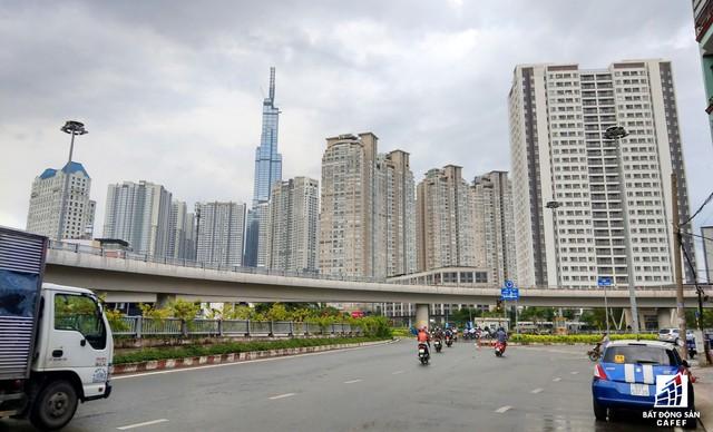 Cận cảnh cung đường tại trung tâm Tp.HCM sắp được đầu tư 500 tỷ đồng nâng cấp, giải quyết ngập úng - Ảnh 4.