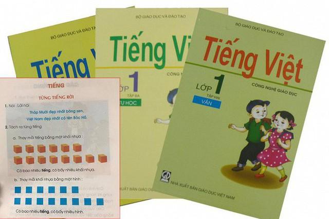 GS Nguyễn Minh Thuyết: Nói có lợi ích nhóm sau tranh luận về sách Tiếng Việt 1 - CNGD là suy diễn - Ảnh 1.