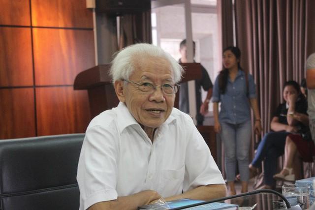 GS Nguyễn Minh Thuyết: Nói có lợi ích nhóm sau tranh luận về sách Tiếng Việt 1 - CNGD là suy diễn - Ảnh 2.