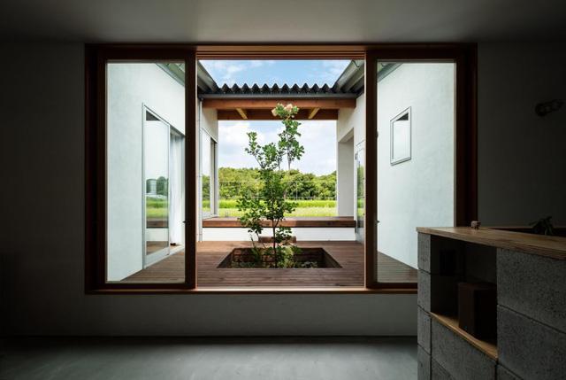Học một sốh thiết kế ngôi nhà cấp 4 tiện nghi của người Nhật - Ảnh 11.