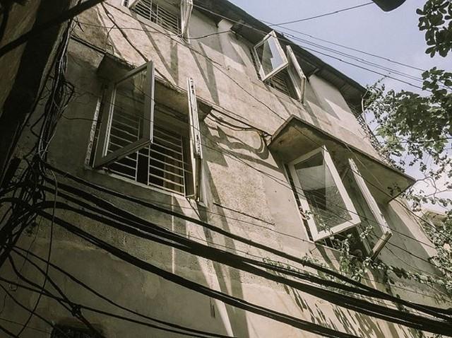 Bên trong khu đất vàng tập thể cũ Viện phim sắp thành cao ốc 25 tầng - Ảnh 12.