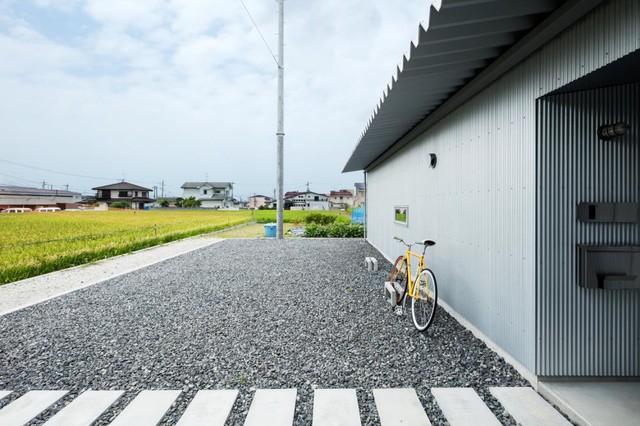 Học nhữngh thiết kế ngôi nhà cấp 4 tiện nghi của người Nhật - Ảnh 3.