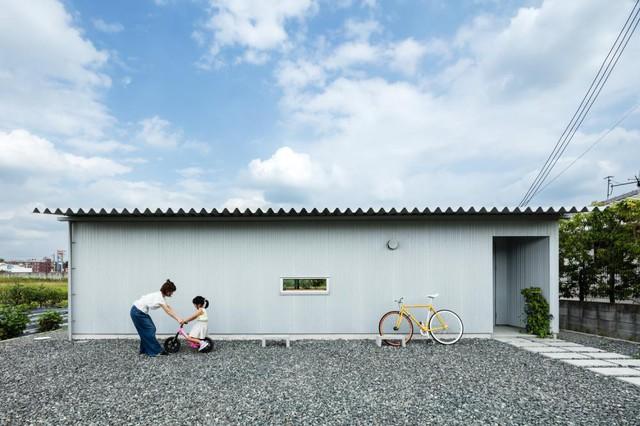 Học nhữngh thiết kế ngôi nhà cấp 4 tiện nghi của người Nhật - Ảnh 4.