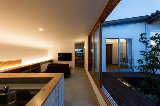 Học nhữngh thiết kế ngôi nhà cấp 4 tiện nghi của người Nhật - Ảnh 7.