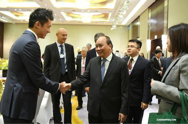 Điều đặc biệt tại cuộc gặp của Thủ tướng Nguyễn Xuân Phúc với 20 tập đoàn toàn cầu - Ảnh 3.