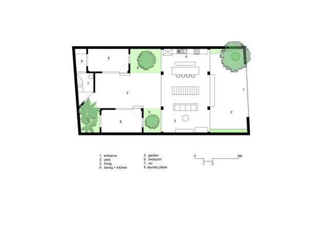 Ngôi nhà có thiết kế lạ tại Hải Phòng đẹp hút hồn xuất hiện trên báo Mỹ - Ảnh 14.