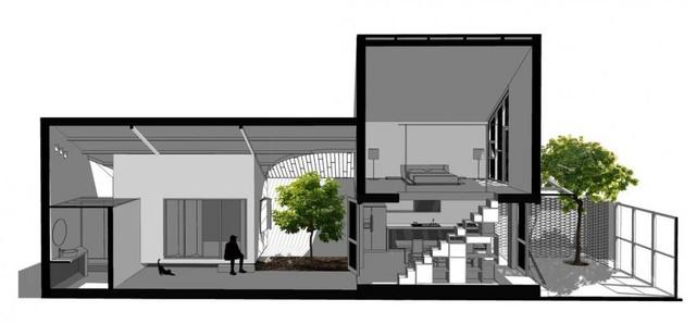 Ngôi nhà có thiết kế lạ tại Hải Phòng đẹp hút hồn xuất hiện trên báo Mỹ - Ảnh 16.