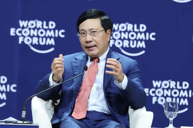 Phó Thủ tướng Phạm Bình Minh: Trong CMCN 4.0 nếu không tận dụng được cơ hội sẽ bị bỏ lại phía sau - Ảnh 1.