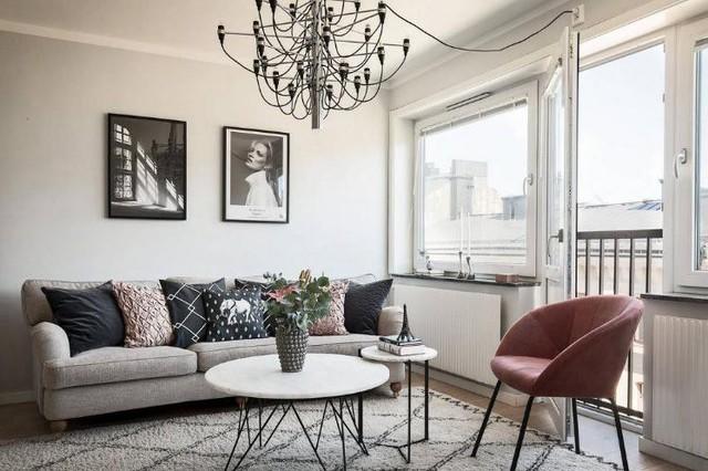 10 ý tưởng biến hóa phòng khách rộng không ngờ - Ảnh 2.
