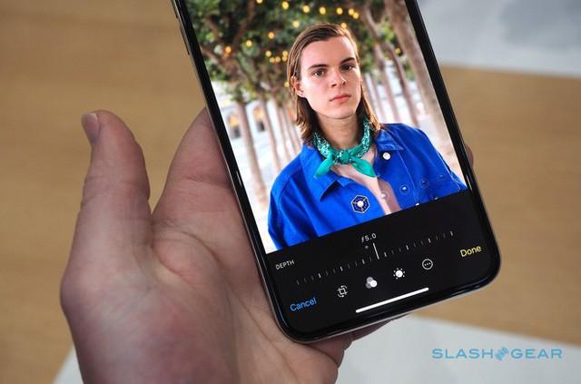 Ảnh cận cảnh bộ đôi iPhone Xs và Xs Max Apple vừa trình làng - Ảnh 3.