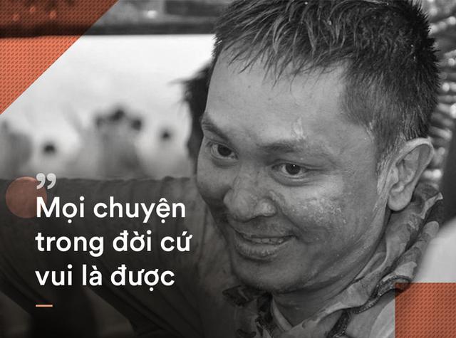 Cậu sửa xe khiến GS Hồ Ngọc Đại tự hào hơn Ngô Bảo Châu, là tay đua số 1 Việt Nam - Ảnh 1.