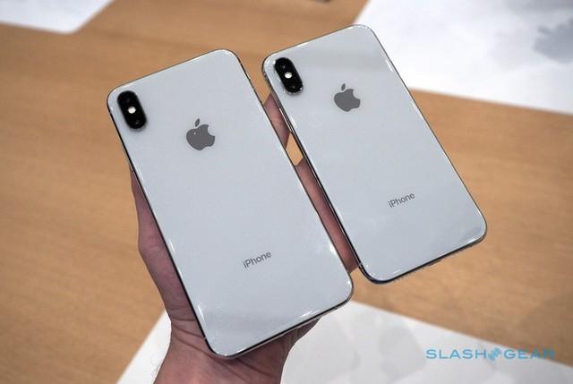 Ảnh cận cảnh bộ đôi iPhone Xs và Xs Max Apple vừa trình làng - Ảnh 4.