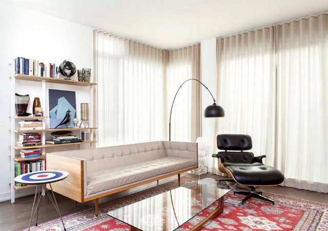 10 ý tưởng biến hóa phòng khách rộng không ngờ - Ảnh 4.