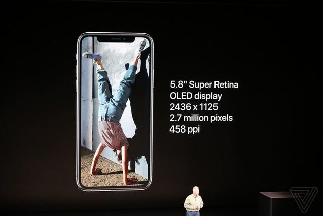 Apple ra mắt iPhone XS và iPhone XS Max: Hỗ trợ 2 SIM, chip A12 Bionic, bộ nhớ trong 512GB, chống nước IP68, thêm màu vàng, giá cao nhất 1449 USD - Ảnh 5.
