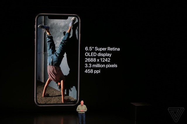 Apple ra mắt iPhone XS và iPhone XS Max: Hỗ trợ 2 SIM, chip A12 Bionic, bộ nhớ trong 512GB, chống nước IP68, thêm màu vàng, giá cao nhất 1449 USD - Ảnh 6.