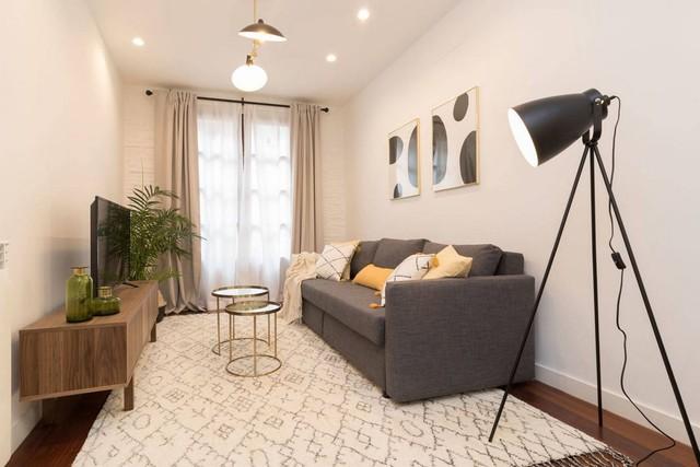 10 ý tưởng biến hóa phòng khách rộng không ngờ - Ảnh 6.