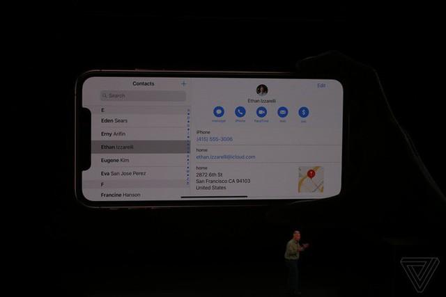 Apple ra mắt iPhone XS và iPhone XS Max: Hỗ trợ 2 SIM, chip A12 Bionic, bộ nhớ trong 512GB, chống nước IP68, thêm màu vàng, giá cao nhất 1449 USD - Ảnh 7.