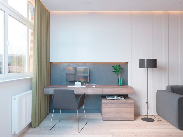 Thiết kế đèn âm tường giúp căn hộ trở nên lung linh - Ảnh 7.