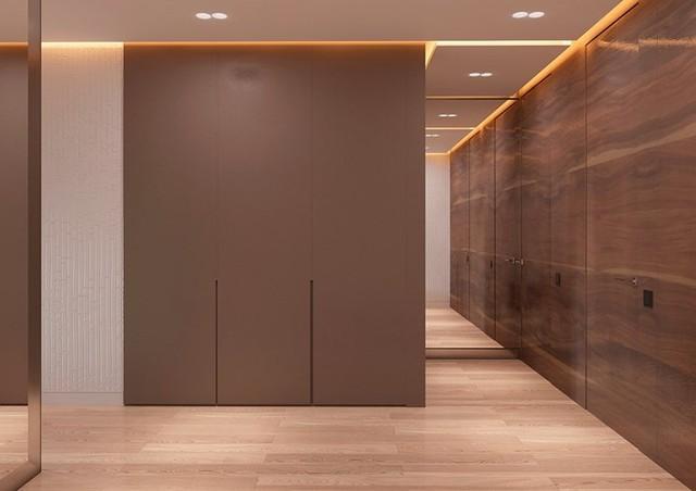 Thiết kế đèn âm tường giúp căn hộ trở nên lung linh - Ảnh 8.