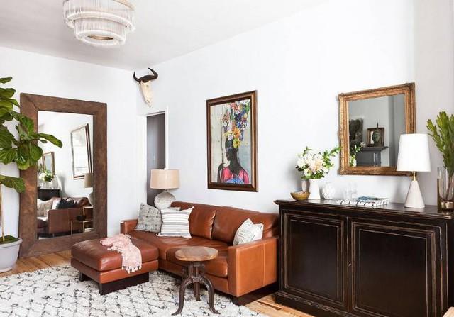 10 ý tưởng biến hóa phòng khách rộng không ngờ - Ảnh 8.