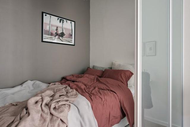 Thiết kế căn hộ 46m2 rộng thoáng không ngờ, đốn tim vạn người - Ảnh 8.