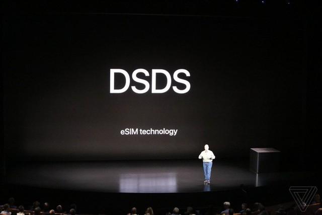 Apple ra mắt iPhone XS và iPhone XS Max: Hỗ trợ 2 SIM, chip A12 Bionic, bộ nhớ trong 512GB, chống nước IP68, thêm màu vàng, giá cao nhất 1449 USD - Ảnh 10.