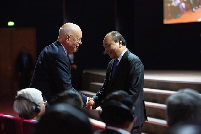 Cha đẻ của khái niệm Cách mạng 4.0: WEF ASEAN 2018 là hội nghị khu vực thành công nhất trong lịch sử của WEF - Ảnh 1.
