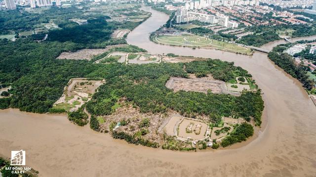 Dự án đất vàng 250ha còn sót lại ở khu Nam Sài Gòn, cuộc thôn tính của Phú Mỹ Hưng hay đại gia nào khác? - Ảnh 1.