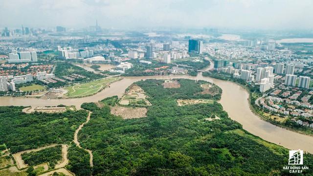 Dự án đất vàng 250ha còn sót lại ở khu Nam Sài Gòn, cuộc thôn tính của Phú Mỹ Hưng hay đại gia nào khác? - Ảnh 2.