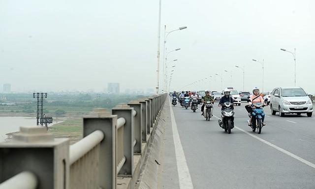 Có thể cấm cầu Vĩnh Tuy, Thanh Trì, Nhật Tân vì siêu bão Mangkhut? - Ảnh 3.