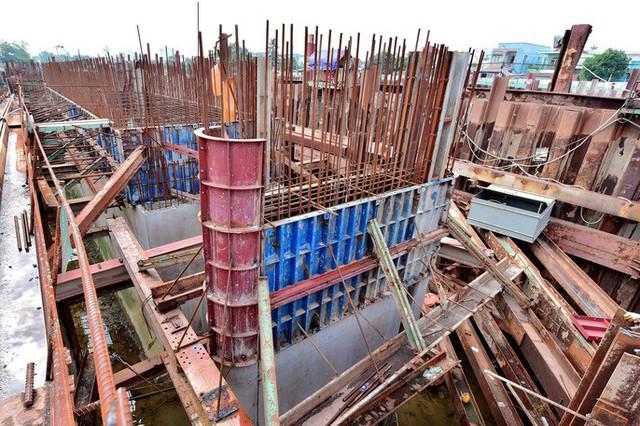Cận cảnh dự án chống ngập 10.000 tỉ đồng bị giải đáp tố - Ảnh 9.