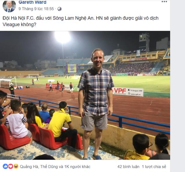 Chân dung tân Đại sứ Vương Quốc Anh - người viết facebook bằng tiếng Việt - Ảnh 8.