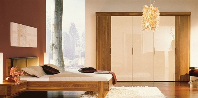 Thiết kế phòng ngủ với nội thất bằng gỗ ấm áp - Ảnh 11.