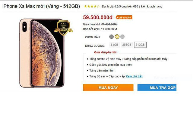Apple ra siêu phẩm mới: Thị trường iPhone xách tay tại Việt Nam bị thổi giá trên trời - Ảnh 3.
