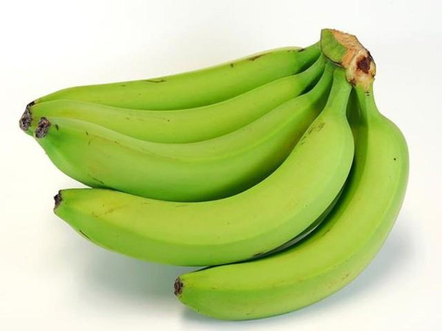 10 lợi ích sức khỏe tuyệt vời của chuối xanh - Ảnh 3.