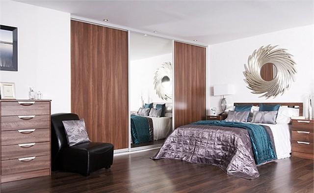 Thiết kế phòng ngủ với nội thất bằng gỗ ấm áp - Ảnh 4.