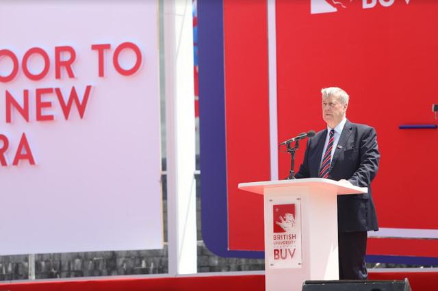 Khánh thành khuôn viên Đại học Anh Quốc Việt Nam (BUV) - Trường Đại học đầu tiên tại Việt Nam nhận bằng trực tiếp từ Anh quốc - Ảnh 2.